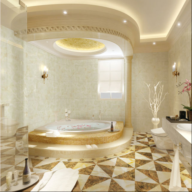 Italian Marble Flooring Design Vitrified Tiles Tanzania - Buy ...