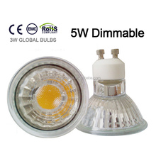 cob LED glass Case Spotlight
