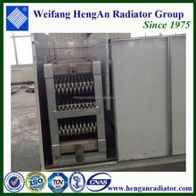 ice cream factory evaporative condenser