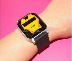 School Kids Wrist Watch Cellphone Security Monitor Mobile Phon GPS Tracker