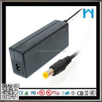 ac/dc adaptor 72W 12v 6amp power adapter for led light distributor