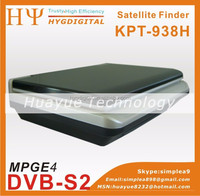 Kangput KPT-938H 7Inch Auto scan 7 inch hd satellite signal images with output port view live satellite images in tv satel