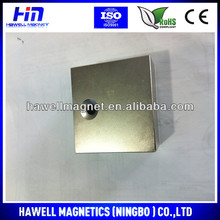 N50 wind turbine neodymium magnets