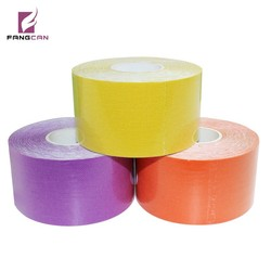 elastic binding printed sports kinesiology tex tape