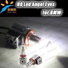 led angel eyes for bmw e60 1/3/5/6/7/x series