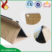 Wholesale quality-assured wood grain tablet case for ipad air 2