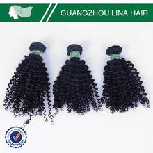 Unprocessed 100% human hair discount super line hair weave