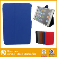 2013 new fashionable book leather case for ipad mini,for mini iPad case ,for tablet PC case