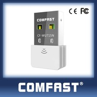 COMFAST CF-WU715N 150Mbps stick ralink 5370 chipset 3ds usb wifi adapter