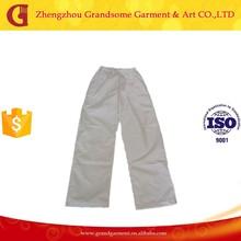 Cheap Cotton Elastic Waist Mens Pants