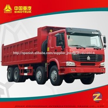 China Sinotruck HOWO WD615 camión de carga tractor