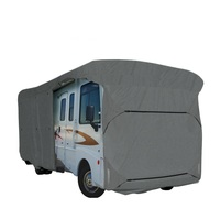Class C RV cover 100% waterproof UV-protection car cover