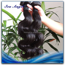 Natural Body Wave 7A Grade Hair Extensions Children