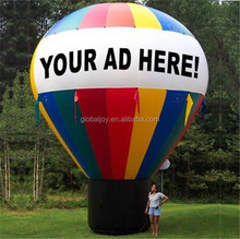 Inflatable cold air balloon/inflatable advertising balloon/inflatable promotion balloon