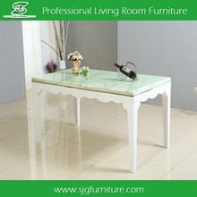 Marble Top Dining Table and Chairs