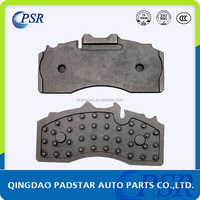 Chinese Factory made High Quality Disc truck Brake Pads Back Plate WVA29227