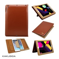 Kaku professional rotating stand case for ipad air from tablet cover manufacture