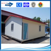 New design light steel frame structure prefabricated houses