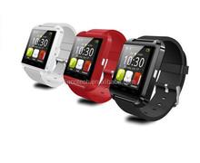 U8 Bluetooth Smart Dial Bracelet Watch Phone Waterproof For Iphone Samsung Andriod Smartphone, new model watch mobile phone