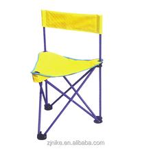ขนาดเล็กที่สะดวกสบายเก้าอี้ชายหาดพับเก้าอี้เป็นครั้งคราว