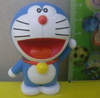 10 years OEM factory Custom plastic cartoon figure toy Doraemon