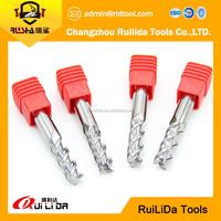 HRC55 Tungsten Solid Carbide Corner Radius CNC Lathe Cutting Tool