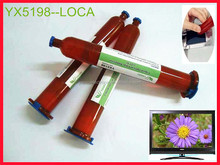 TP2500 LOCA UV glue adhesive for lcd screen assembly