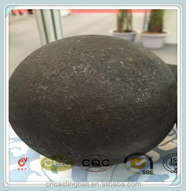 Низкая цена износостойкие отливки стальные мелющие мяч