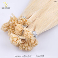 New Arrival Good Feedback Brand Name Italian Glue Wholesale Cheap remy keratin u tip hair extensions