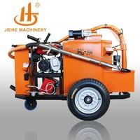 Chinese manufacturer Asphalt road crack sealing machine with 5m electric heating tube(JHG-100)