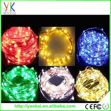 Good price and high quality battery power supply led string light