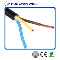 RVV low voltage electric cable/wire