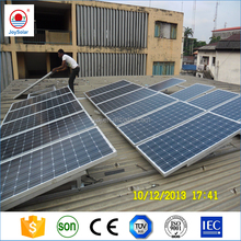 high power 20kw solar panels system price list