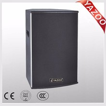 YAZOO RCF style SP810 250W 8ohm 10 inch high quality professional passive speaker for karaoke system