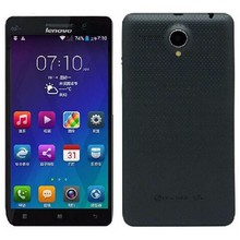 """Original Lenovo A5800D MTK6732M Quad-Core Android 4.4 512MB RAM 4GB ROM 5MP 5.5"""" 854*480 Wifi GPS TDD-LTE 4G Dual Cards Phone"""