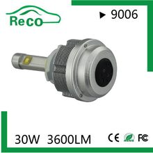 Led auto headlight 9006 3rd generation,most professional manufacturer 9006 hb4 led car headlight
