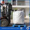 big polypropylene bag UV resistance flexible polypropylene big bags 1000KGS 1 ton buffled jumbo bag for flour 105X105X115