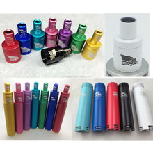 Wholesale Colorful Clone 18650 Mod Bbattery Tube Tugboat