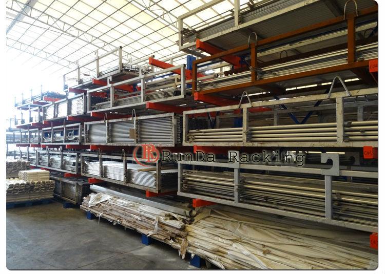 warehouse rack shelf shelves Sided cantilever rack (8)