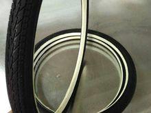 La moto del neumático de sólidos produce en china