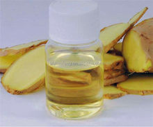 Plant extract Ginger oil Steam Distilled ginger Oil ginger root extract