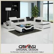 GANASI italian furniture123 combinations,cowhide italian sofa,sofa designer furniture