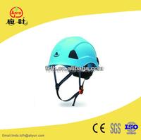 Ce En397 standard sports helmet/climbing safety helmet