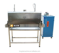 China supplier automatic sleeve label shrink wrapping machine for pet bottle