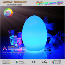 wireless remote controlled led party decoration