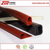 high temperature silicone rubber seal strip