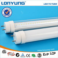 Factory price 2FT 60cm direct-replace t8 led reb tube 18w with ETL TUV SAA CE ROHS DLC LCP approval