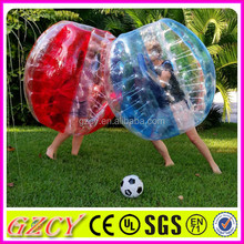 Outdoor Sports Use Funny Inflatable Bumper Ball