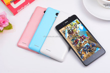 Wholesale 4.5 inch android 4.2.2 IPS screen dual core shenzhen wifi bluetooth dual camera custom smart phone low price
