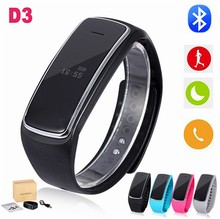 Sport bluetooth healthy d3 smart bracelet